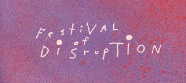 Festival of Disruption - logo