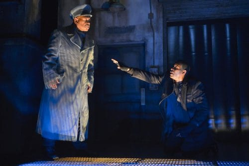 American Conservatory Theater (A.C.T.) review of Hamlet directed by Carey Perloff