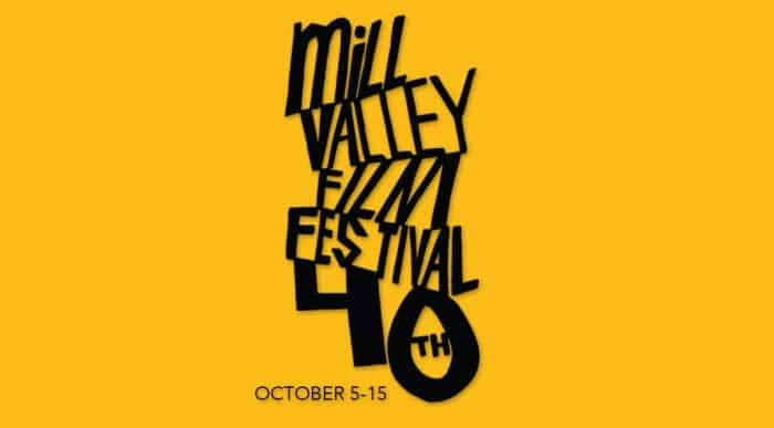 Mill Valley Film Festival - Yellow Poster Art MVFF40