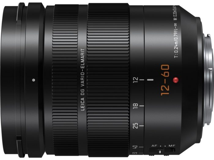 Panasonic Lumix G Leica 12-60mm f/2.8-4.0 Lens - Recommended