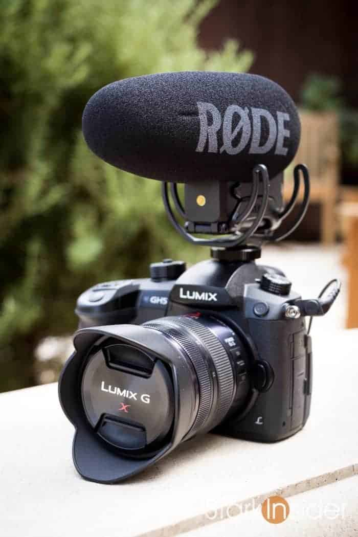 First Look Review: Rode Videomic Pro+ On-Camera Shotgun Condenser Microphone