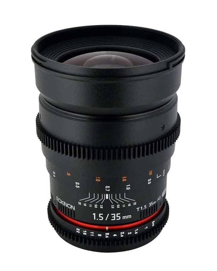 Rokinon Cine CV35-C 35mm T1.5