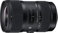 Sigma 18-35mm F1.8 Art DC HSM Lens for Panasonic GH5 with Metabones Speedbooster Ultra