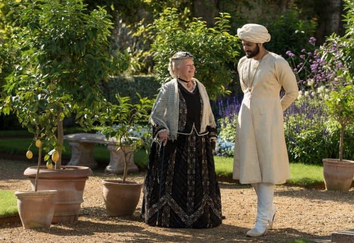 Judi Dench and Ali Fazal in 'Victoria and Abdul' - Film Review