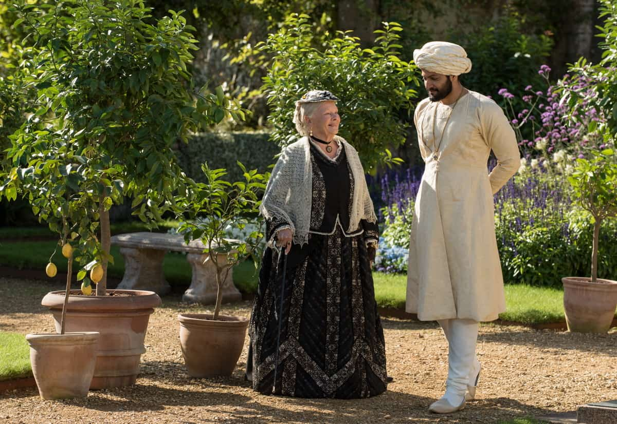 Judi Dench and Ali Fazal in 'Victoria and Abdul' - Film Review