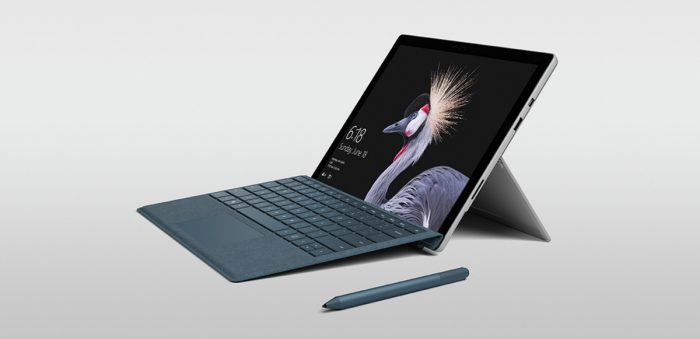 Surface Pro with 450Mbps LTE