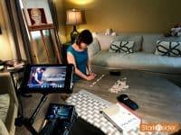 Loni Stark in Stark Insider short film Rise. Kind. Star.