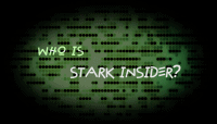 Who is Stark Insider?