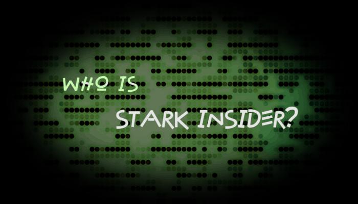 Who is Stark Insider?