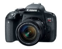 Canon EOS Rebel T7i DSLR Camera - Top Camera for Beginners