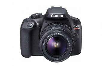 Canon Rebel T6 DSLR Camera - Black Friday Deal