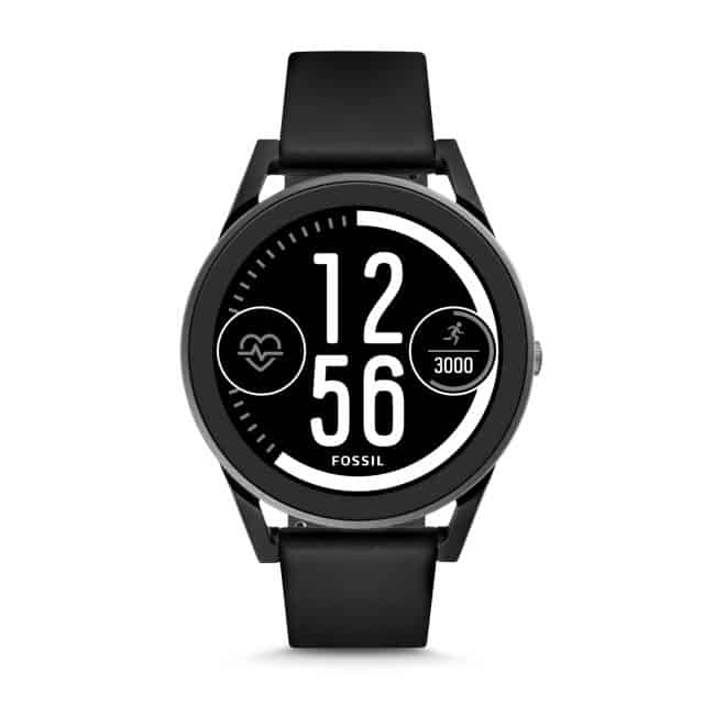 Gen 3 Fossil Q Control smartwatch - But what about Android Wear?