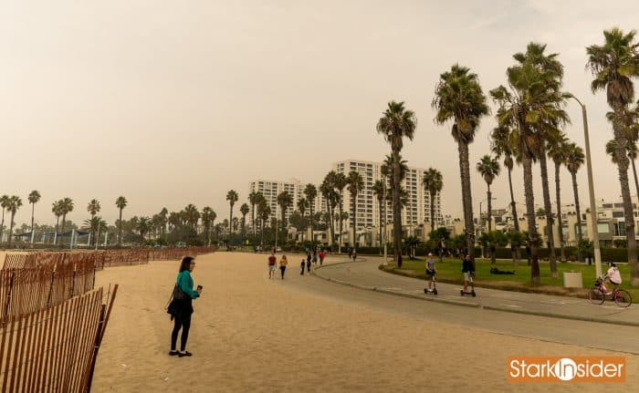 Loni Stark - Venice Beach Boardwalk