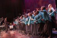 Oakland Interfaith Gospel Choir By Matt Beardsley