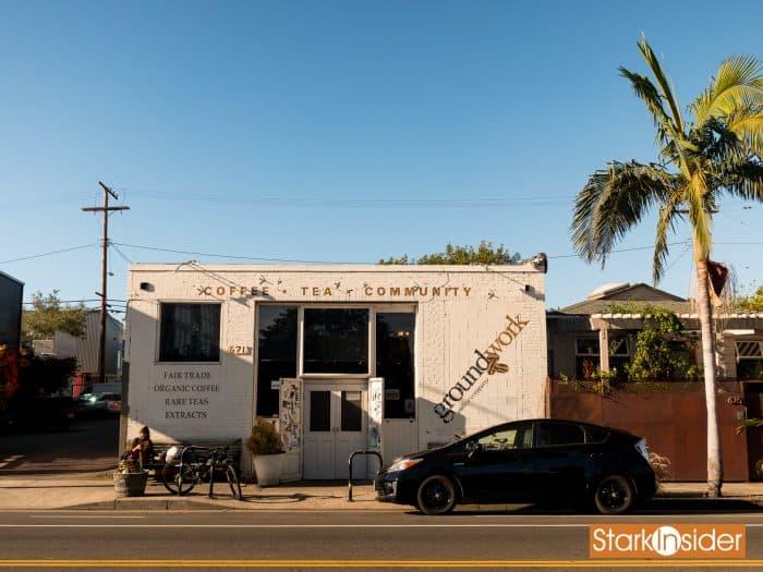Groundwork, Venice Beach, California
