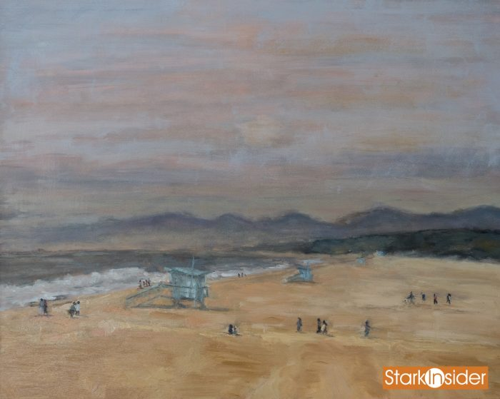 Venice Beach by Loni Stark Copyright 2017 Stark