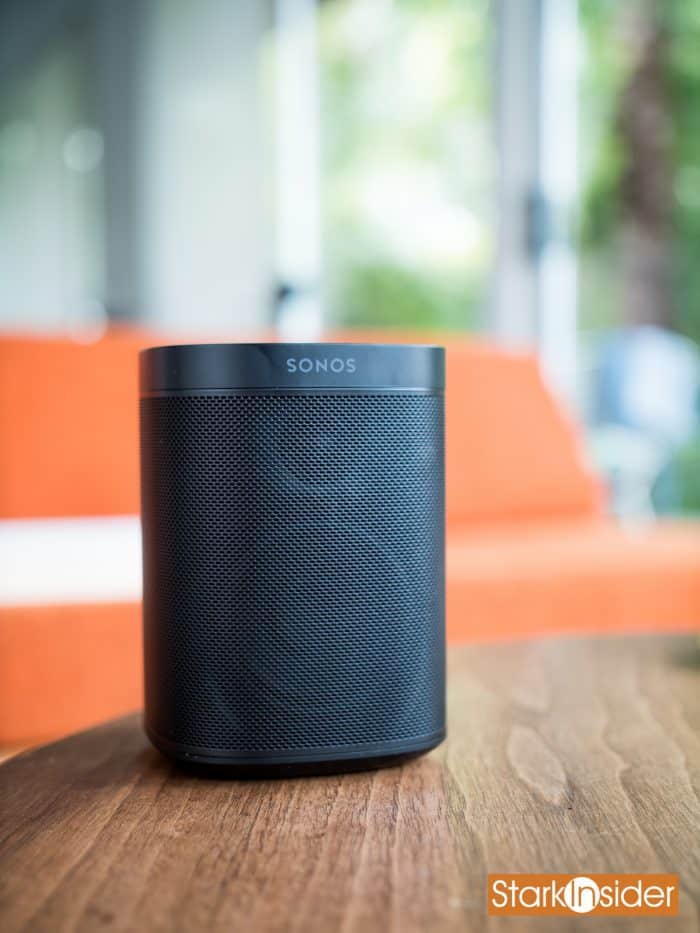 Sonos ONE Speaker with Alexa