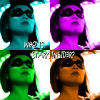 Who is Stark Insider? Loni Stark as Harley Quinn.