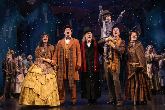 A Christmas Carol Review - San Francisco American Conservatory Theater
