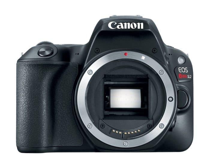 Canon EOS Rebel SL2 Digital SLR Camera Body