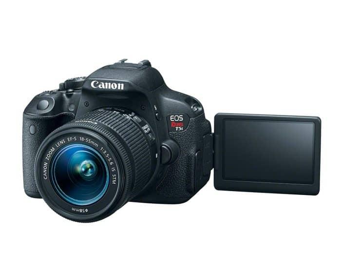 Best Camera Gear: Canon 5D IV, EOS 80D, Rebel T5i, SL2 | Stark Insider