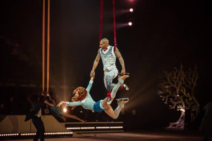 First Look: 'Crystal' by Cirque du Soleil