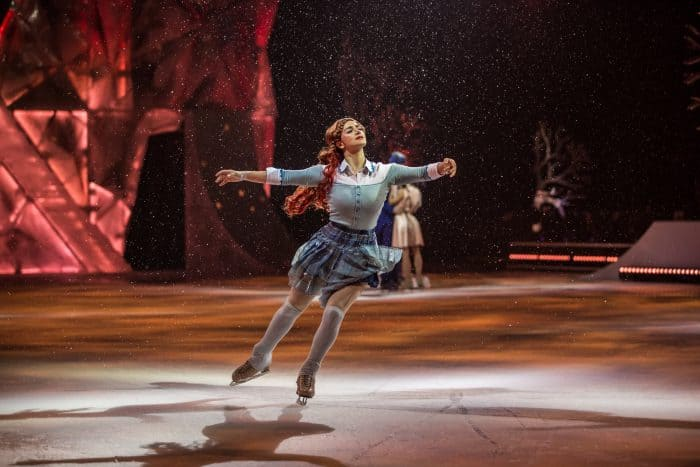Crystal by Cirque du Soleil production photo