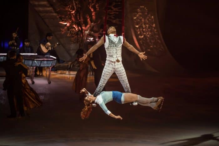 First Look: 'Crystal' by Cirque du Soleil