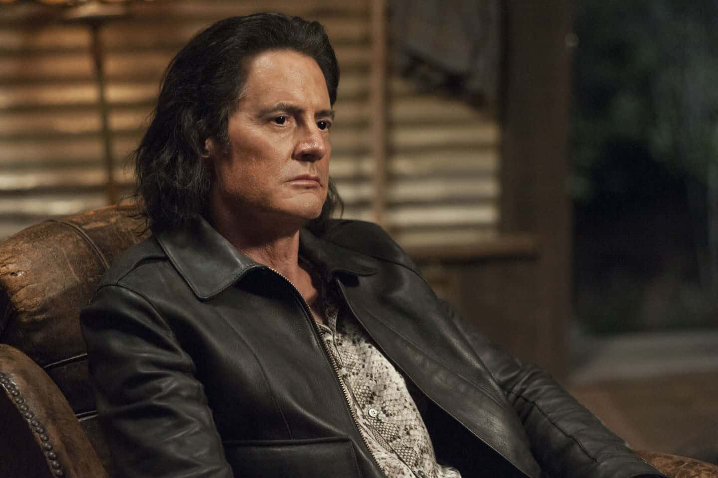 Kyle MacLachlan - Golden Globe nomination for Twin Peaks