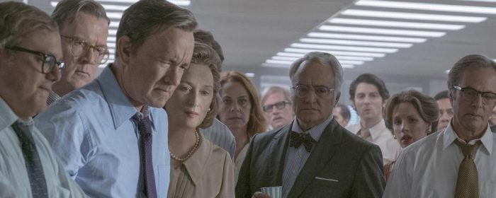 Meryl Streep and Tom Hanks star in a new film about the 1971 Pentagon Papers scandal.