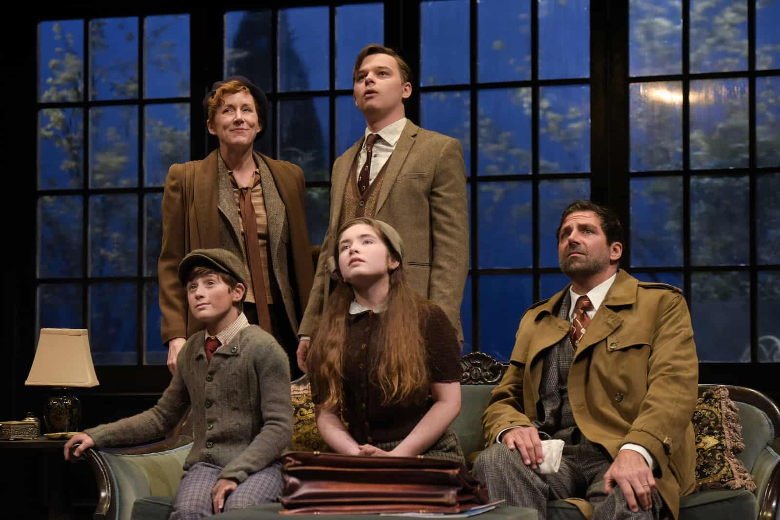Watch on the Rhine - Berkeley Repertory Theatre - Review