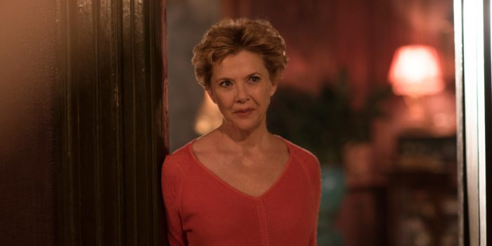 Annette Bening in Film Starts Don't Die in Liverpool - Film Review