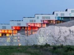 Mountain Dwellings // Designed by Bjarke Ingels