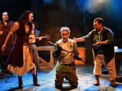 Custom Made Theatre Review - Man of La Mancha