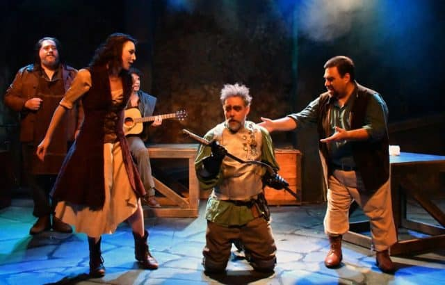 Custom Made Theatre Review - Man of La Mancha