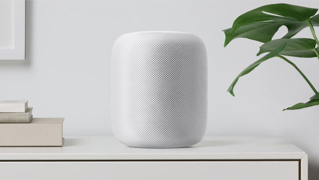 Apple HomePod ships Feb 9, 2018