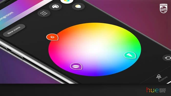 Philips Hue 3.0 app update