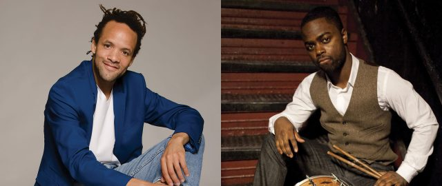 Savion Glover and Marcus Gilmore