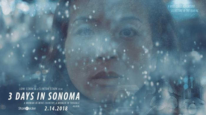 3 Days in Sonoma featuring Loni Stark