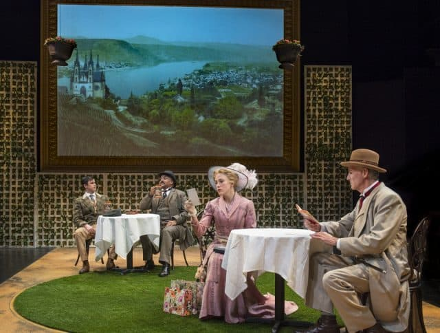Theater Review: WIDOWERS' HOUSES at Aurora, Berkeley