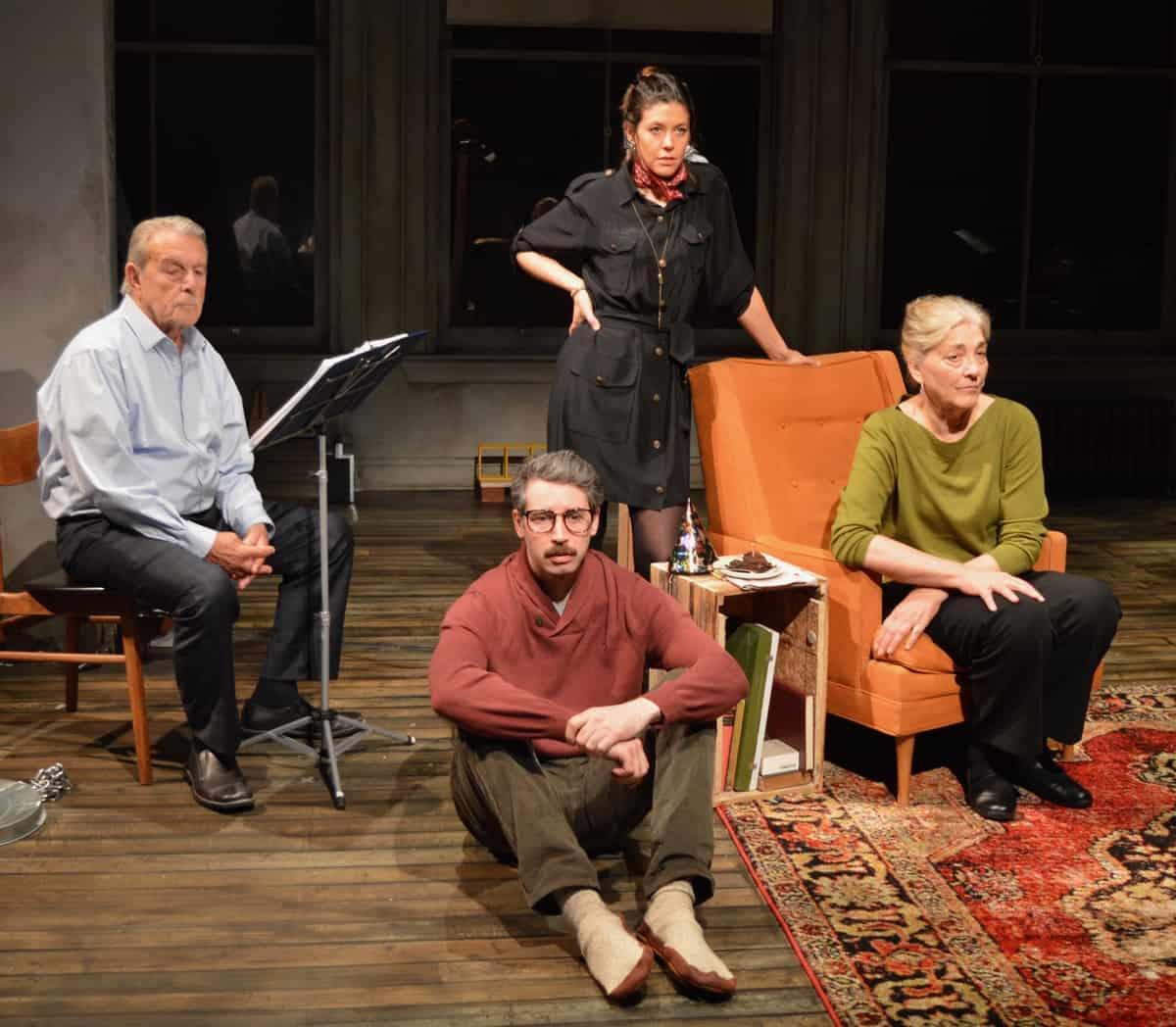 Magic Theatre Review: Reel to Reel by John Kolvenbach