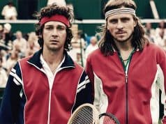 Borg McEnroe - Opening night film at Sonoma International Film Festival