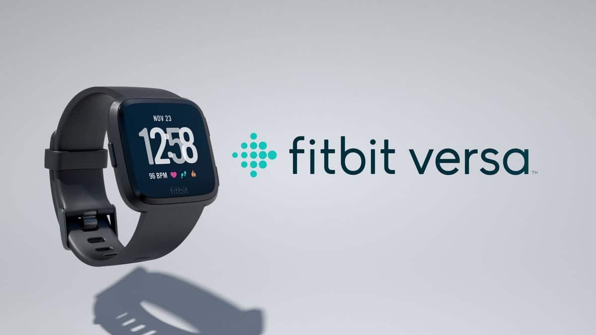 Fitbit Versa smartwatch - a Pebble for 2018?