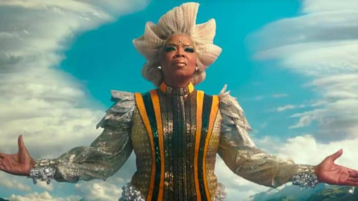 Oprah Winfrey in Disney's A WRINKLE IN TIME - Film Review