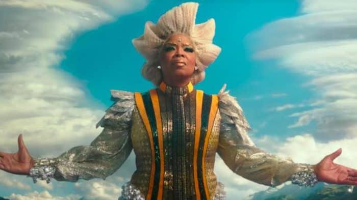 Oprah Winfrey in Disney's A WRINKLE IN TIME - Film Review