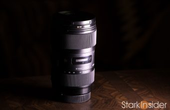 Sigma 18-35mm lens review - videographer