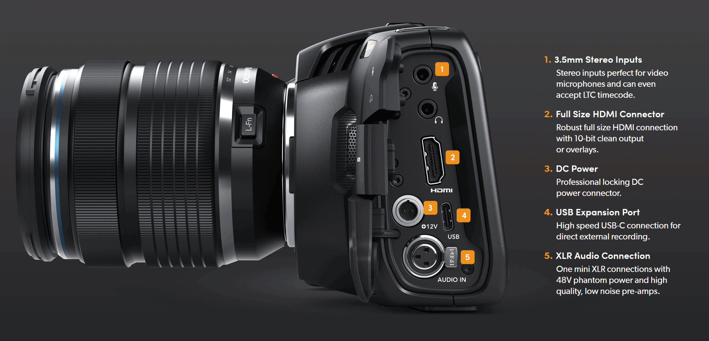 NAB 2018: Blackmagic teases new Pocket 4K cinema camera (It's