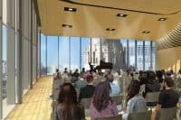 San Francisco Conservatory of Music - Bowes Center renderings 2018