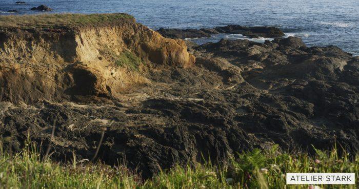 Mendocino coastline - California