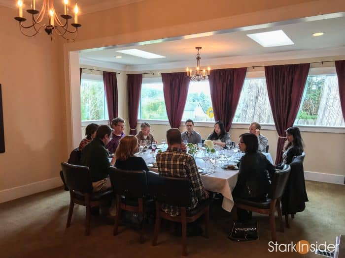 The Shared Table restaurant in Mendocino